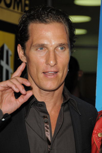 Photos of Matthew McConaughey
