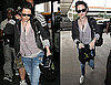 Photos of Kristen Stewart at LAX