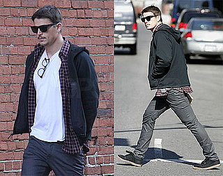 Photos of Josh Hartnett in NYC 2009-10-21 15:00:54