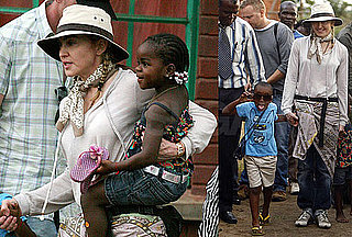 Photos of Madonna, Lourdes Leon, David Richie and Mercy Ciccone in Malawi