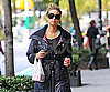 Slide Photo of Whitney Port Walking in NYC
