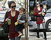 Photos of Jessica Alba and Honor in LA 2009-10-28 11:30:47