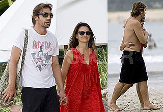 Photos of Penelope Cruz and Shirtless Javier Bardem in Bali