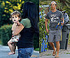 Photos of Matthew McConaughey And Levi McConaughey Together in LA