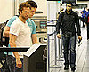 Photos of Bradley Cooper at LAX 2009-10-28 04:00:00