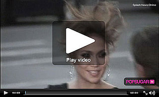 Video of Jennifer Lopez's Wind Blown Hair at This Is It Premiere and Ryan Gosling on Stage and NM's Edward and Bella Kiss!