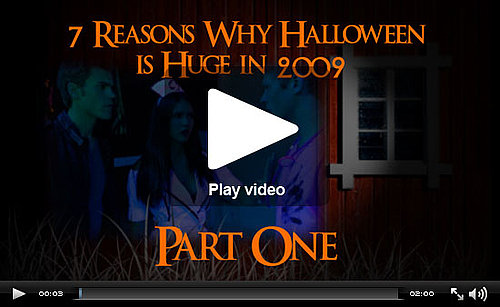 The 7 Reasons Halloween Is Huge in 2009, Part 1: TV, Movies, and Celebrity Baby Trick-or-Treaters!