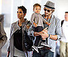 Slide Photo of Nahla, Halle Berry, Gabriel Aubry