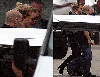 Photos of Britney Spears in Australia 2009-11-03 17:00:00