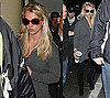 Photos of Britney Spears at LAX
