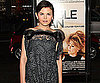 Slide Photo of Ginnifer Goodwin on Red Carpet at a Single Man Screening