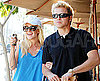 Slide Photo of Heidi Montag and Spencer Pratt Filming Photographers in LA