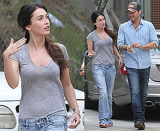 Photos of Megan Fox and Brian Austin Green Out Together in LA