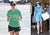 Photos of Reese Witherspoon Running in LA After Helping a Police Case