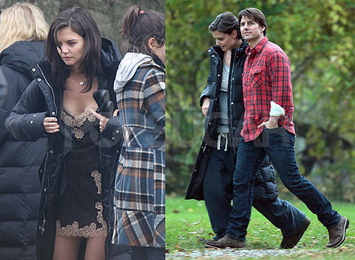 Photos of Katie Holmes and Tom Cruise