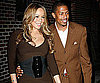 Slide Photo of Mariah Carey and Nick Cannon At David Letterman