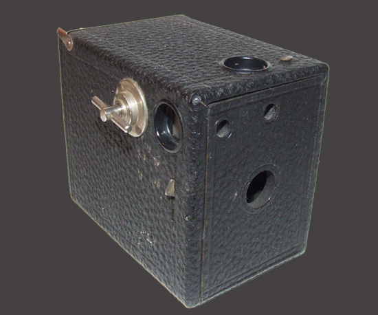 Buster Brown Box Camera