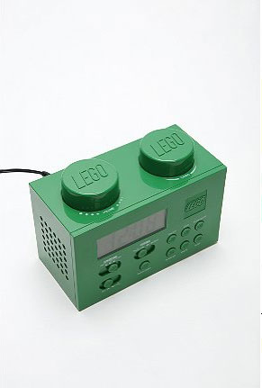 Lego Alarm/Boom Box Photos