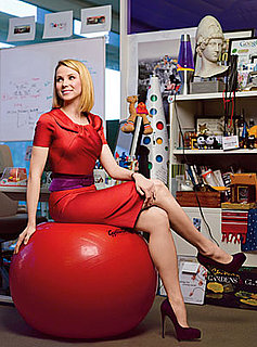 Google's Marissa Mayer Gets Chosen as One of Glamour Magazine's Woman of the Year