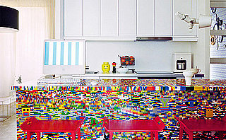 The Lego Kitchen That Rocks 20,000 Colorful Pieces