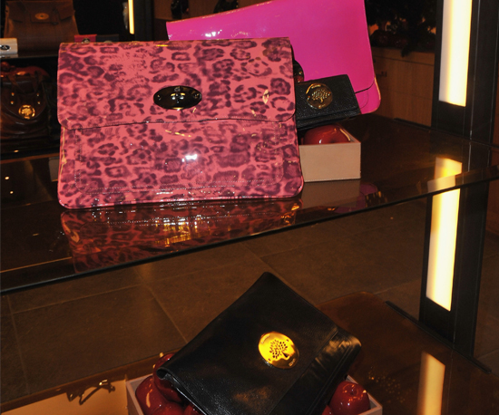 A Sneak Peek of Mulberry's Accessory Collection For Apple