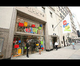 eBay's Interactive Pop-Up Store