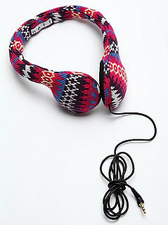 Knit Headphones From Urban Outfitters