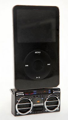 iPod Speaker Images