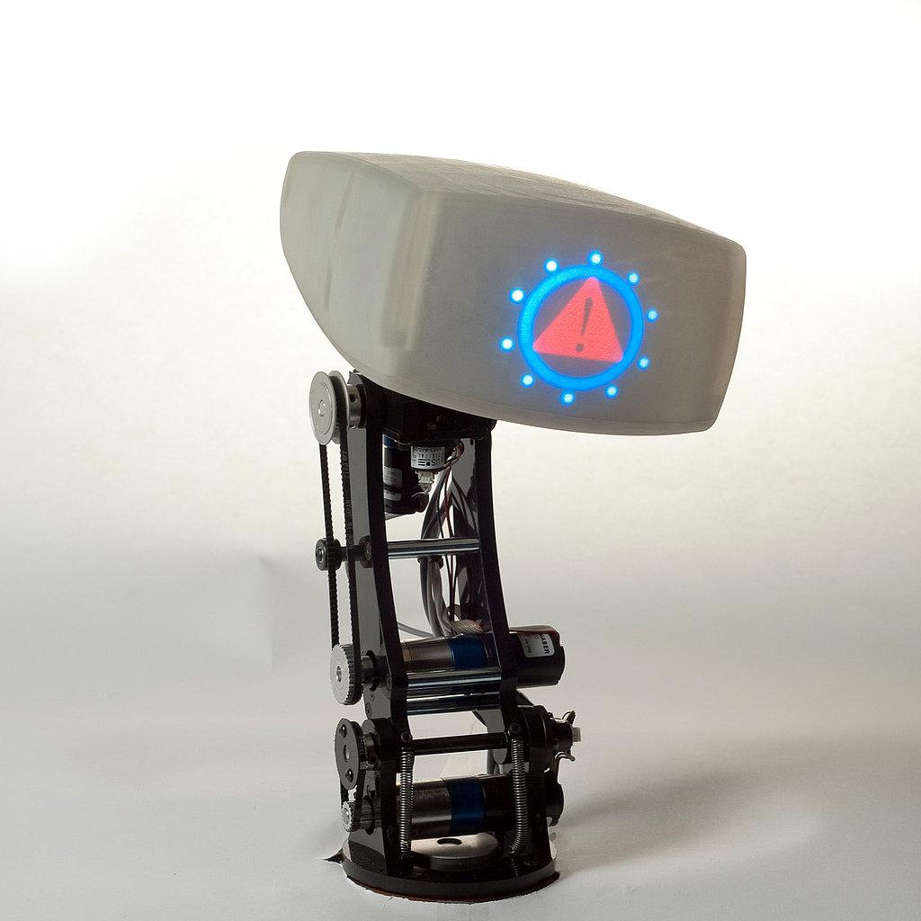 Photos of the AIDA Car Robot