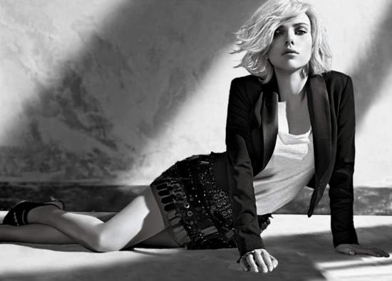 Sneak Peek! Scarlett Johansson Shows Off Mango's Newest Goodies