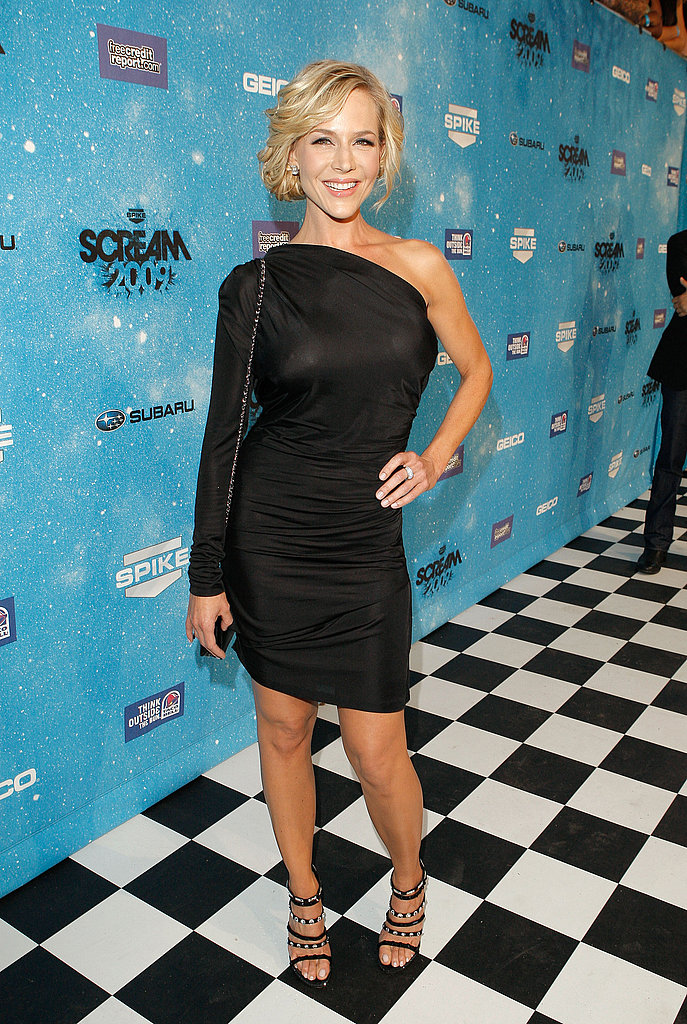 Julie Benz in Rachel Rachel Roy — Great Shoes!