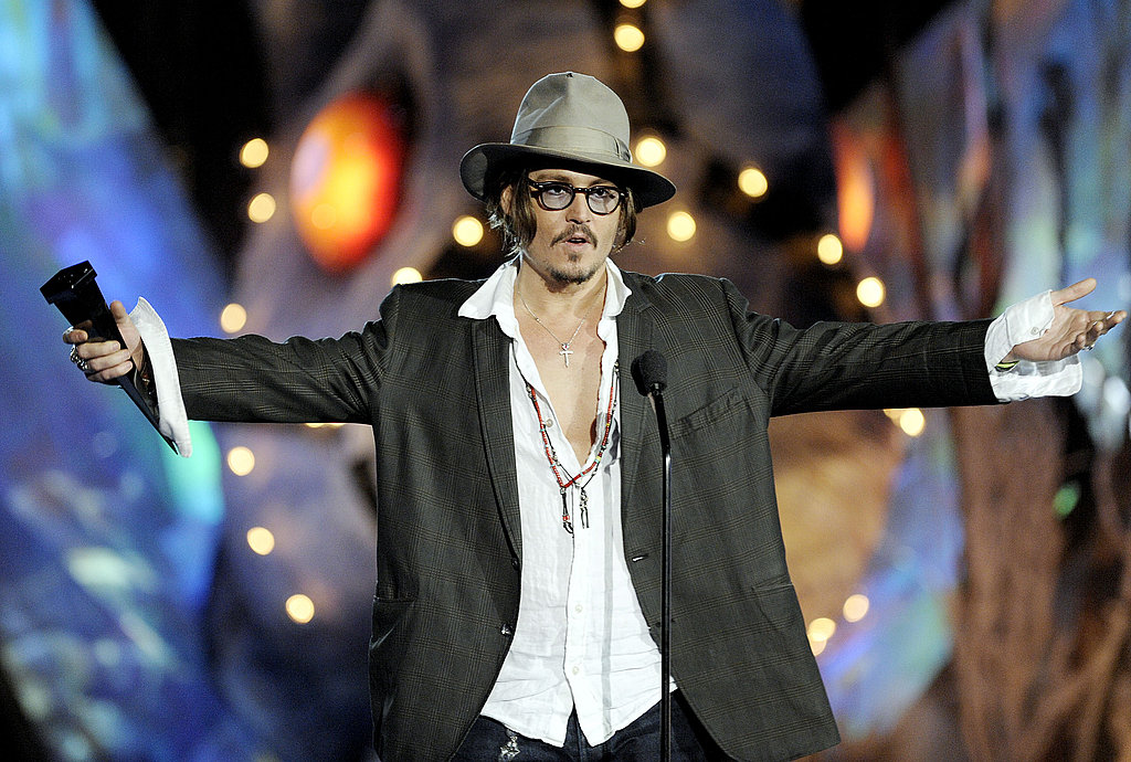 Johnny Deep Welcomes the World