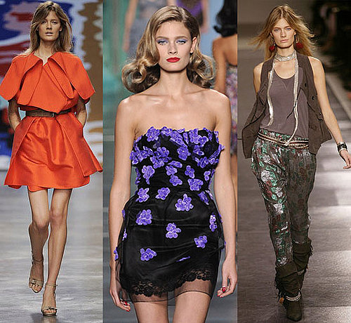 French Model Constance Jablonski Walked 72 Shows During Spring '10