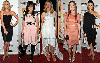 Photos of Celebrities Like Charlize Theron and Diane Kruger at the 2009 Hollywood Award Gala