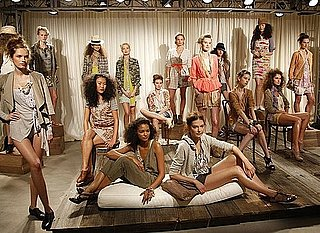 J.Crew Spring 2010 Clothing Collection