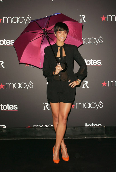 2008, Macy's Umbrella Event