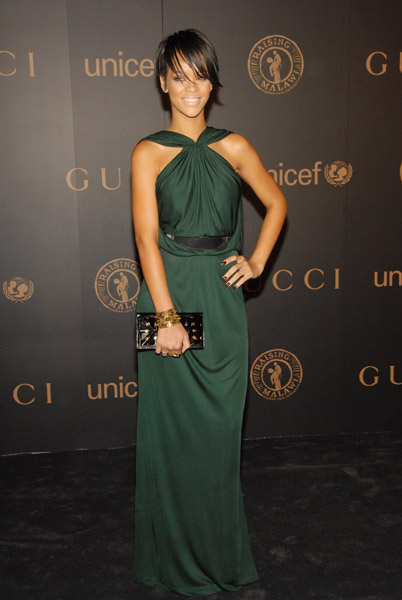2008, Gucci and UNICEF Event