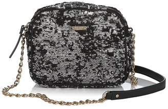 Black Sequin Purse For the Holidays
