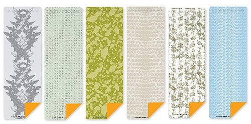 Yoga Mats by Jill Malek For YogaMatic