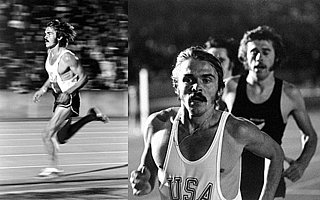 Running Quote From Steven Prefontaine: Running Is Creative