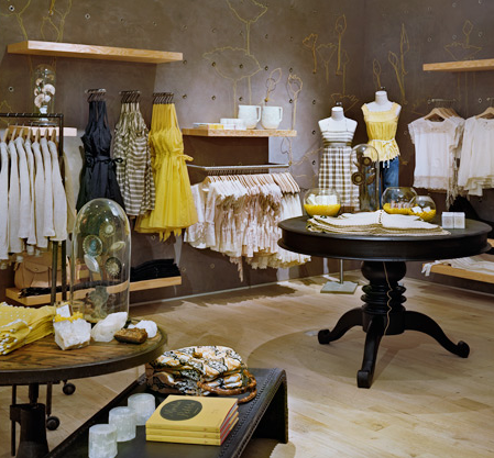 Anthropologie to Open First London Outpost Oct. 23