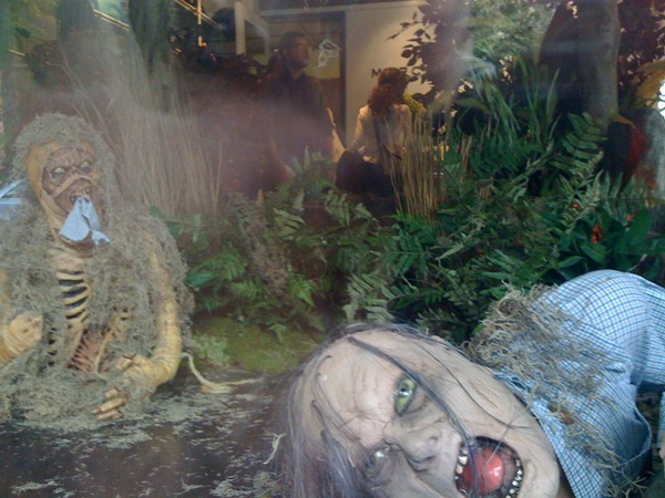 Fall Style: Marc Jacobs's NYC Halloween Window Display