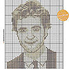 Love It or Hate It? Robert Pattinson Cross-Stitch Pattern