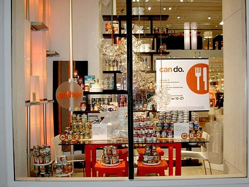 "Give Back While You Shop With CB2's ""Can Do"" Drive"