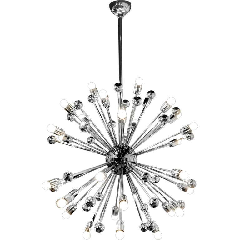 While the classic Sputnik Lamp ($7950) is gorgeous, it's also an investment!