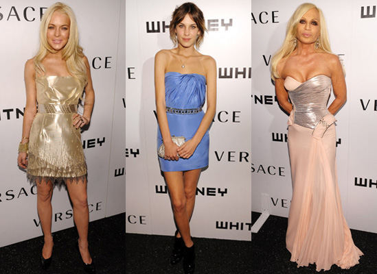 Behind the Seams: Whitney Museum Gala 2009