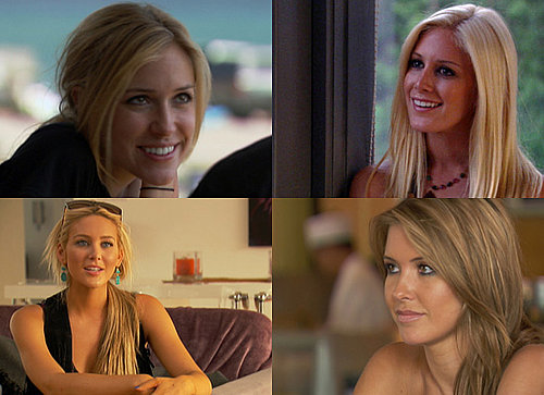 The Hills Series Six Style Quiz Starring Kristin Cavallari, Stephanie Pratt, Lo Bosworth and Audrina Partridge