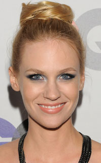January Jones at the GQ Men of the Year Awards 2009-11-19 12:00:11