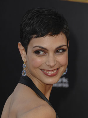 Photos of Morena Baccarin at the 2009 American Music Awards