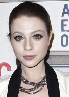 Michelle Trachtenberg's Pretty Makeup
